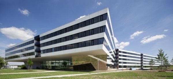Adidas-Zentrale in Deutschland