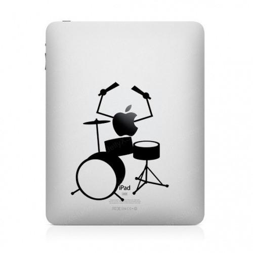 Apfel Schlagzeuger