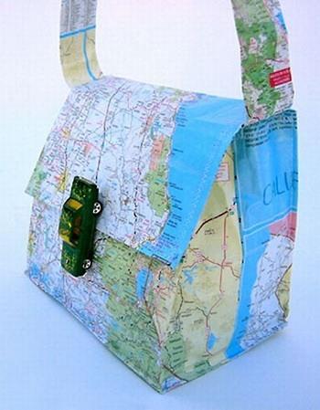 Bag-Karte