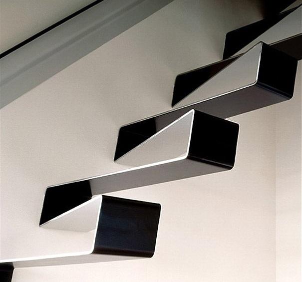 Das Aussergewoehnliche Design Der Treppe Kunstop De