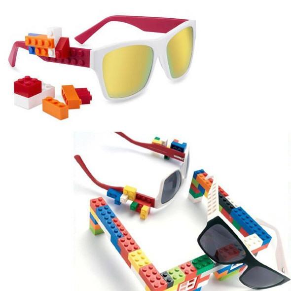 Brille - Lego