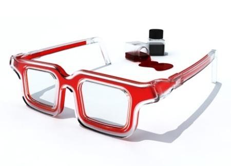 Brille, die ihre Farbe aendern kann 2