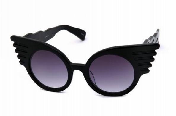 Brille mit Fluegeln