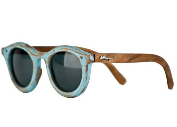 Brillen aus alten Skateboards 1