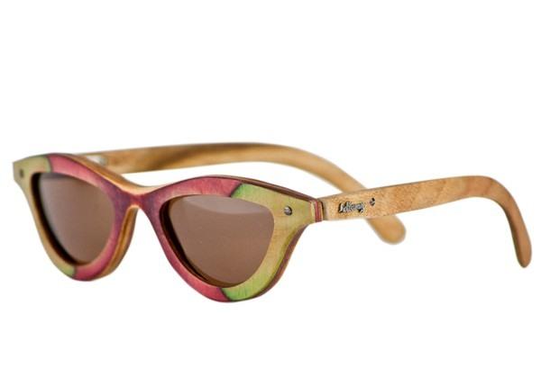 Brillen aus alten Skateboards 2