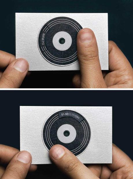 DJ - Karten