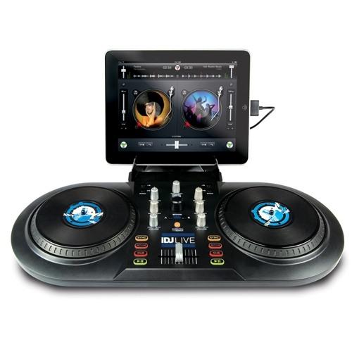DJ-Mixer iDJ Live