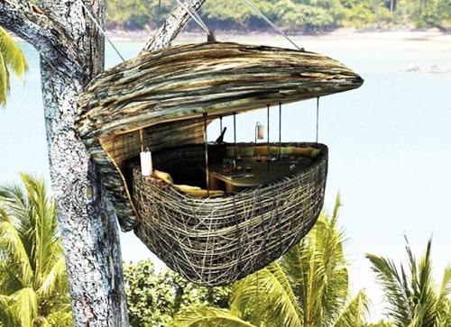 Das Restaurant auf dem Baum 1