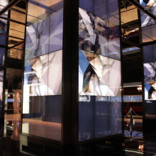Das originelle Design des Cosmopolitan Hotels 01