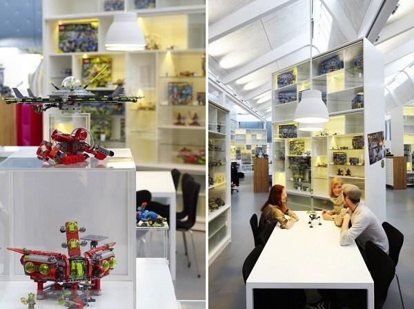 Der Hauptsitz der LEGO-Firma 03