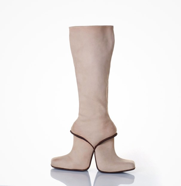 Doppel-Stiefel