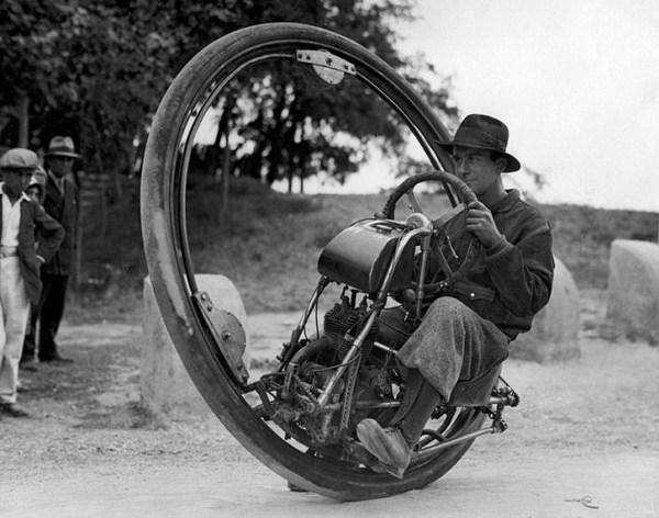 Einrad Bike