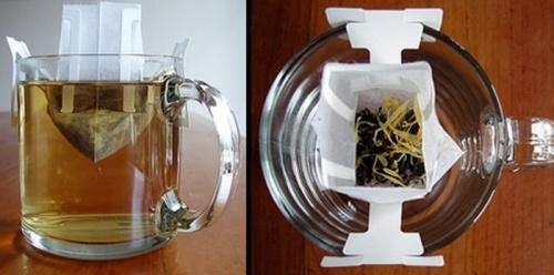 Einweg-Teekanne