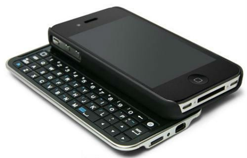 Etui mit integrierter Bluetooth-Tastatur