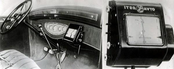 GPS- analoge Navigator