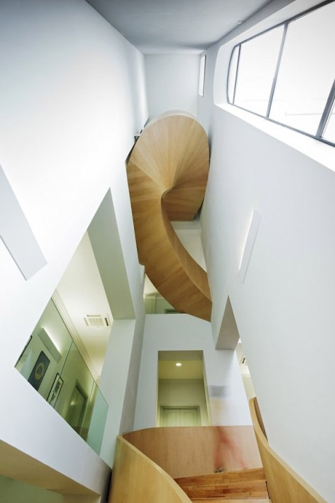 Das aussergewoehnliche design der treppe - Home decorating ideas clever and wacky solutions ...