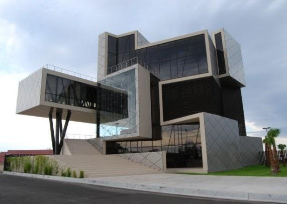 Hauptsitz Darcons in Mexiko