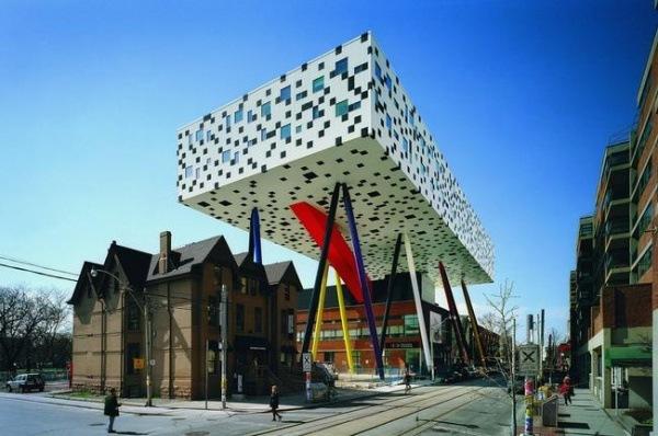 Hochschule fuer Gestaltung und Kunst in Ontario 1