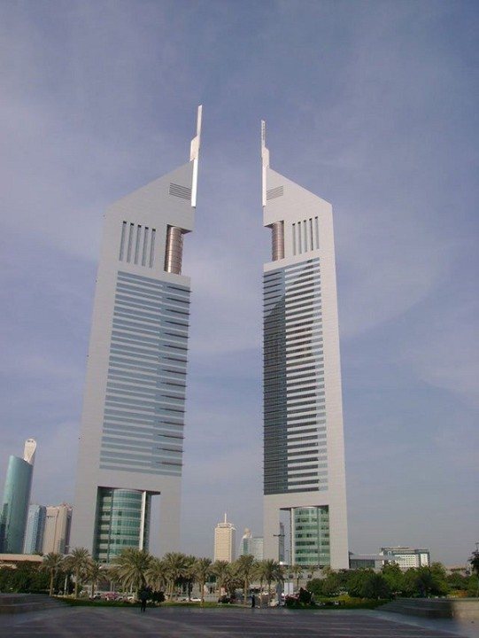 Hotel Emirates Towers - 2 in Dubai