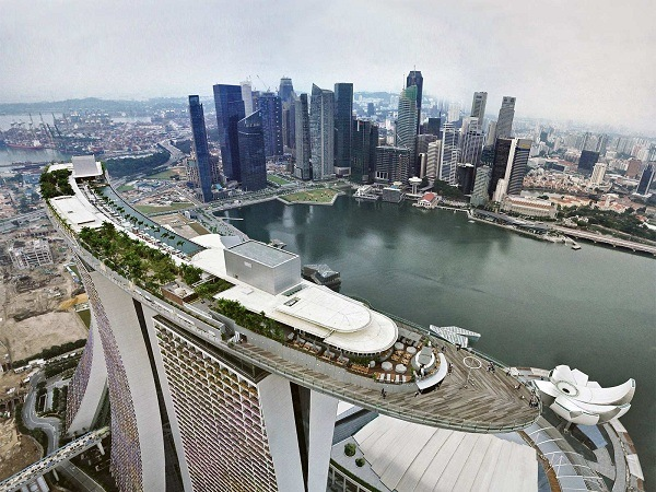 Hotel Marina Bay Sands in Singapur 1