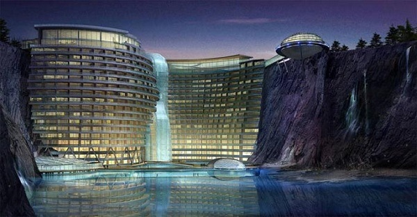 Hotel Waterworld China 1