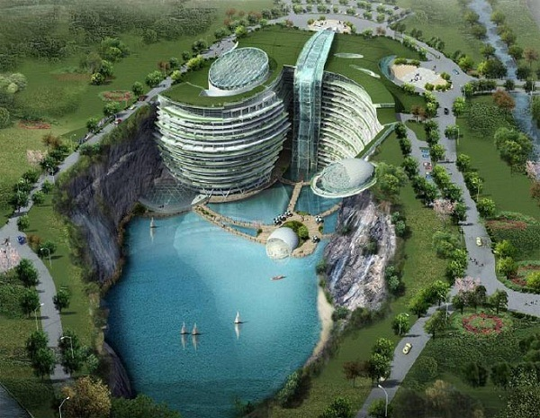 Hotel Waterworld China