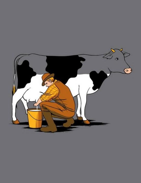 Humorvolle Bilder auf T-Shirts 02