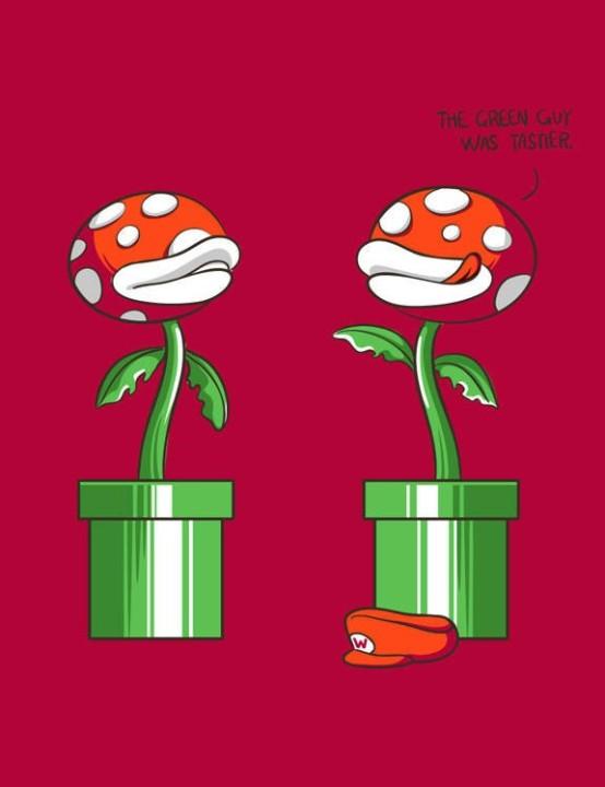 Humorvolle Bilder auf T-Shirts 08