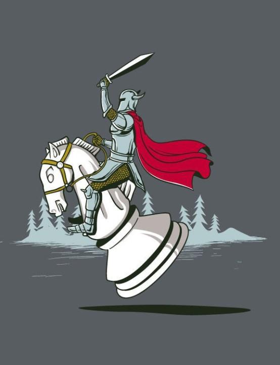 Humorvolle Bilder auf T-Shirts 10