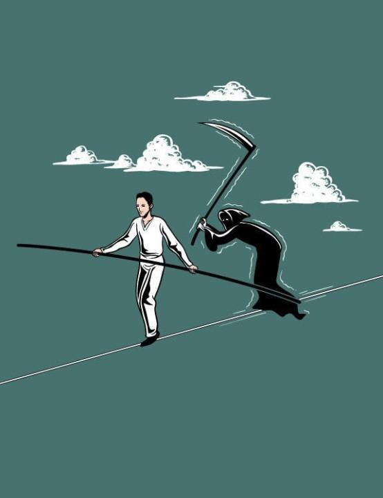Humorvolle Bilder auf T-Shirts 25