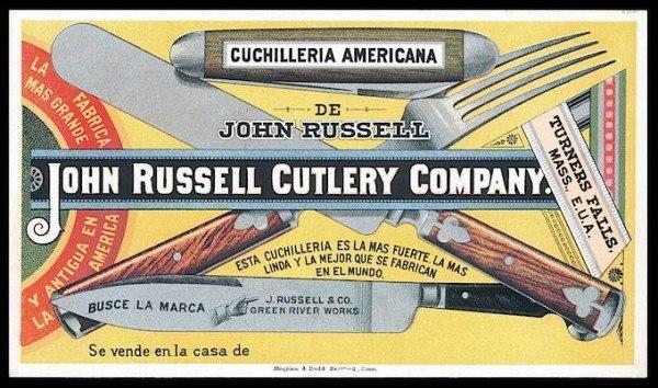 John Russell Cutlery