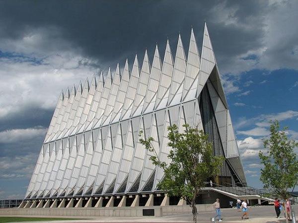 Kapelle der Akademie der Luftwaffe der USA