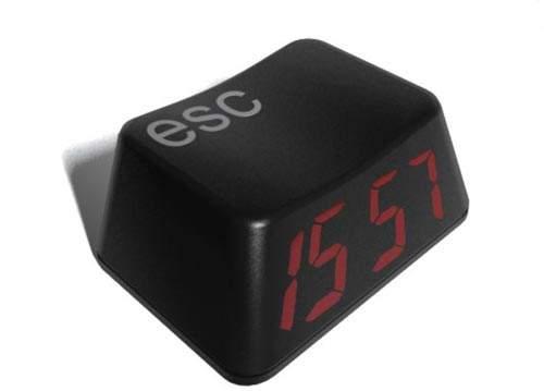 Klicken Sie auf die Alarmtaste