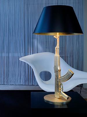 Lampa-avtomat---foto Kreative Beleuchtung im Haus 19
