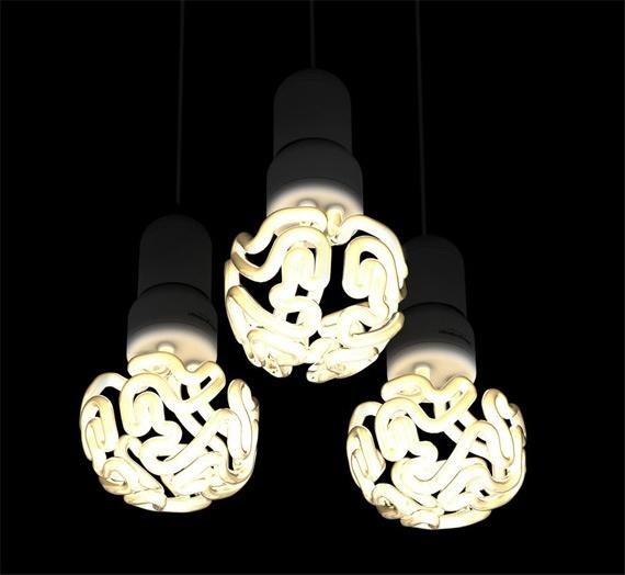 Lampe Gehirn 3