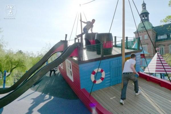 Land Rasmus Klumpa im Park Tivoli 3