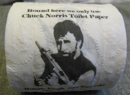 Mit Chuck Norris