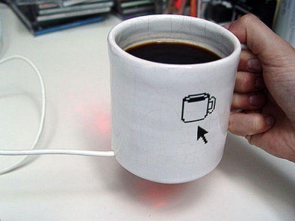Mouse - Kaffeetasse