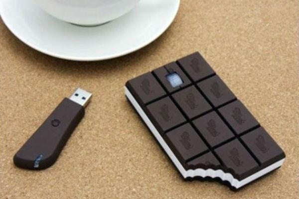 Mouse - Schokolade