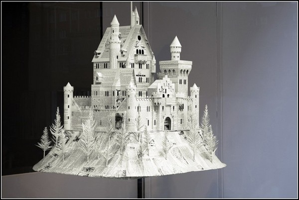 Paper Sculpture 01