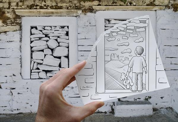 Realitaet mit Bleistift ergaenzt 29
