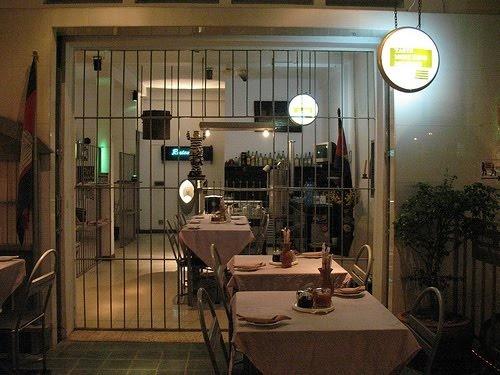 Restaurant-Gefaengnis