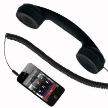 Retro Pop Headset-Telefon