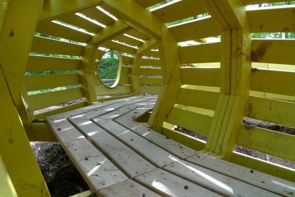 Schlange im Wald Meldgard 2