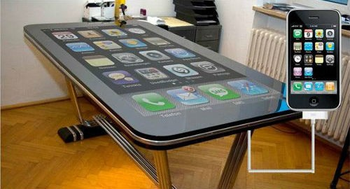 Table Connect fuer iPhone