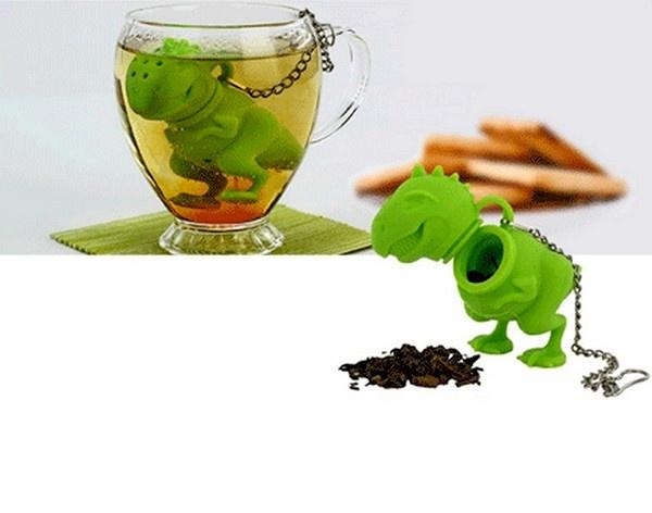 Teekanne -Dinosaurier