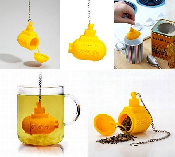 Teekanne -submarina