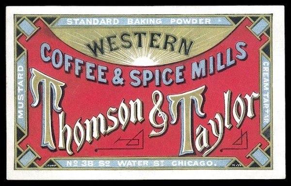 Thomson & Taylor