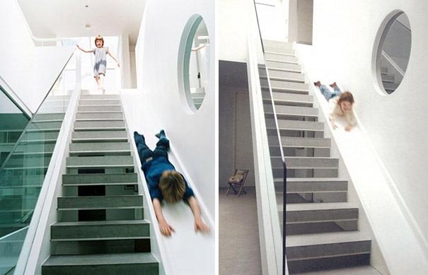 Treppe -slide