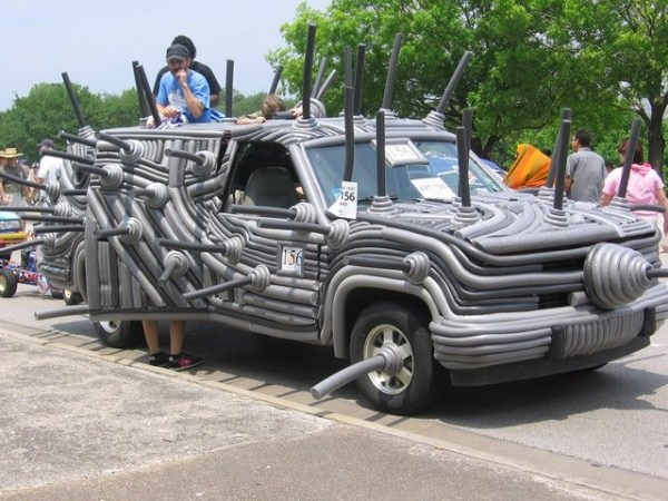 Tubular Auto